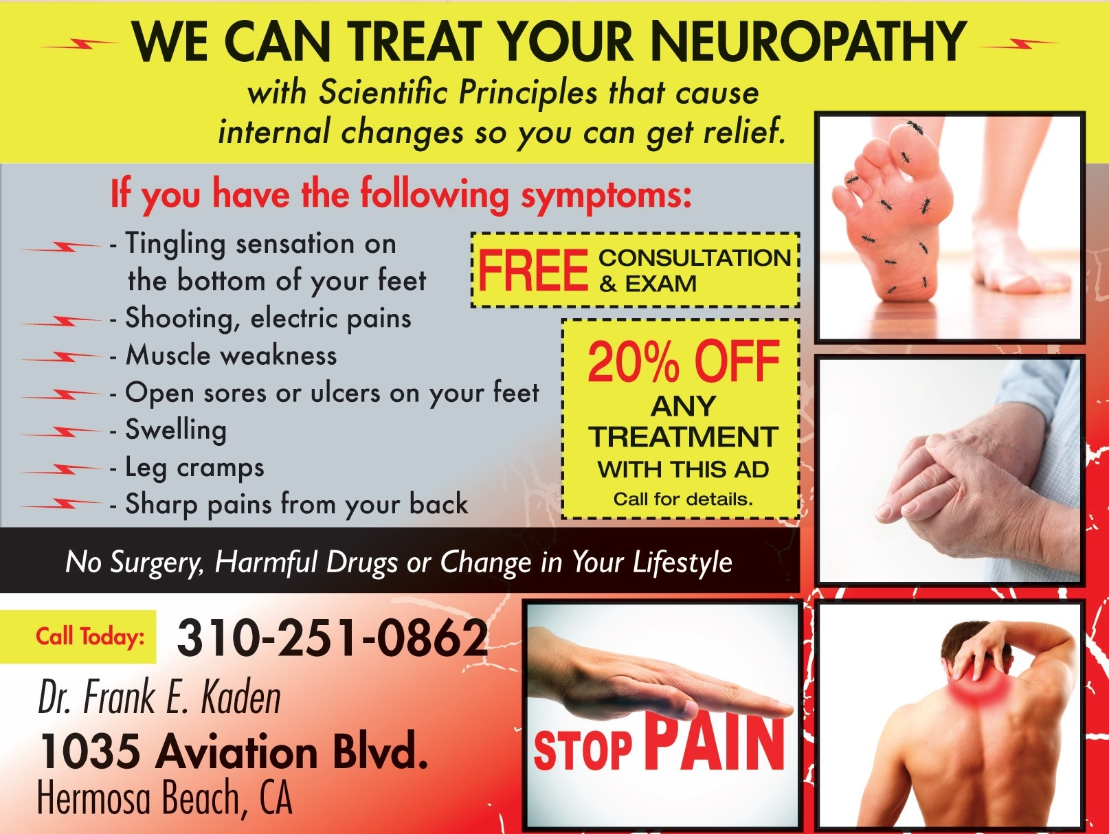 Want Fast Results From Your Diabetic Neuropathy Symptoms Palos