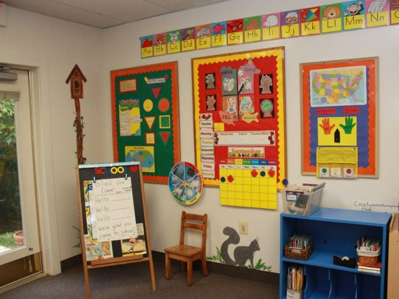 Crofton Nursery School Open House Registration Lottery