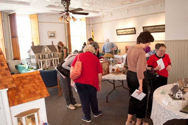 Historical Society of Baltimore County Miniatures Show and Sale