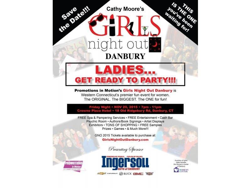 fun girls night out games