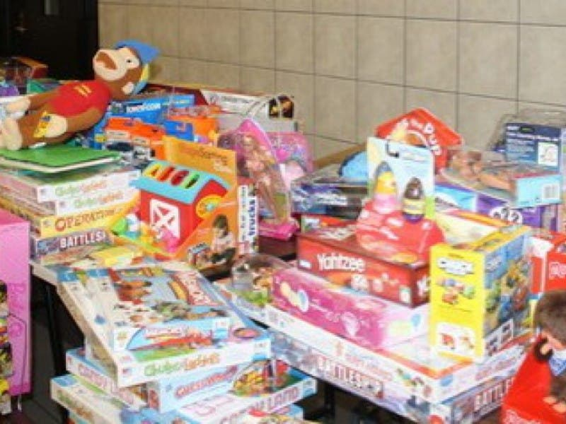 Brighton Toys For Tots Collection Sites
