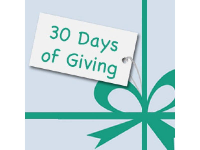 30 Days Of Giving Day 1 Toys For Tots 0