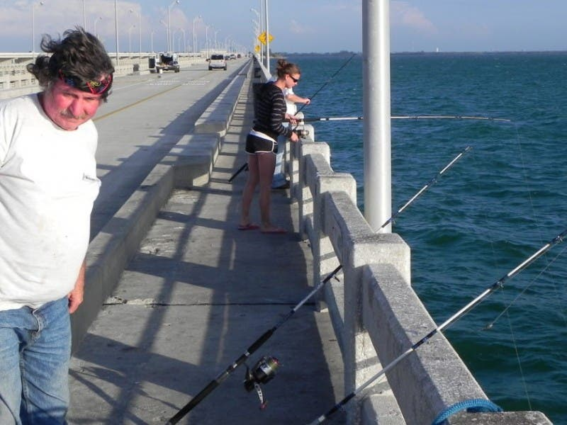 Sunshine Skyway Fishing Pier Tides Image Collections Amgimage