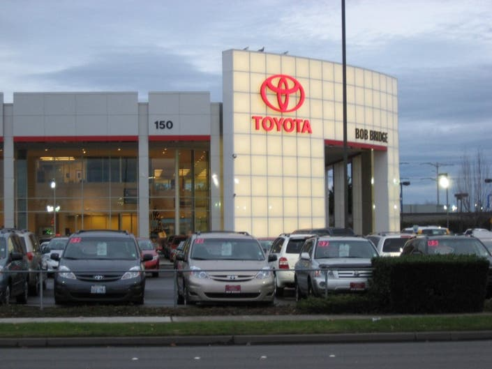 O Brien Auto Group Acquires Bob Bridge Toyota Scion Of On