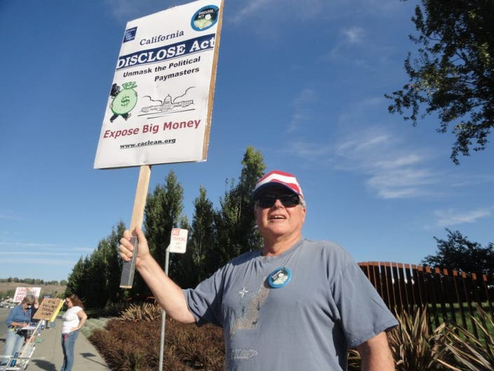 Protesters Return To Chevron | San Ramon, CA Patch