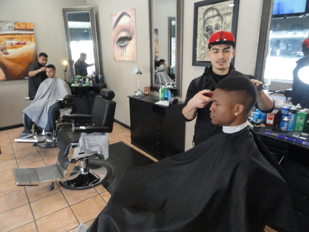 9 Year Old Concord Native Opens Up Barber Shop Downtown   Concord ...