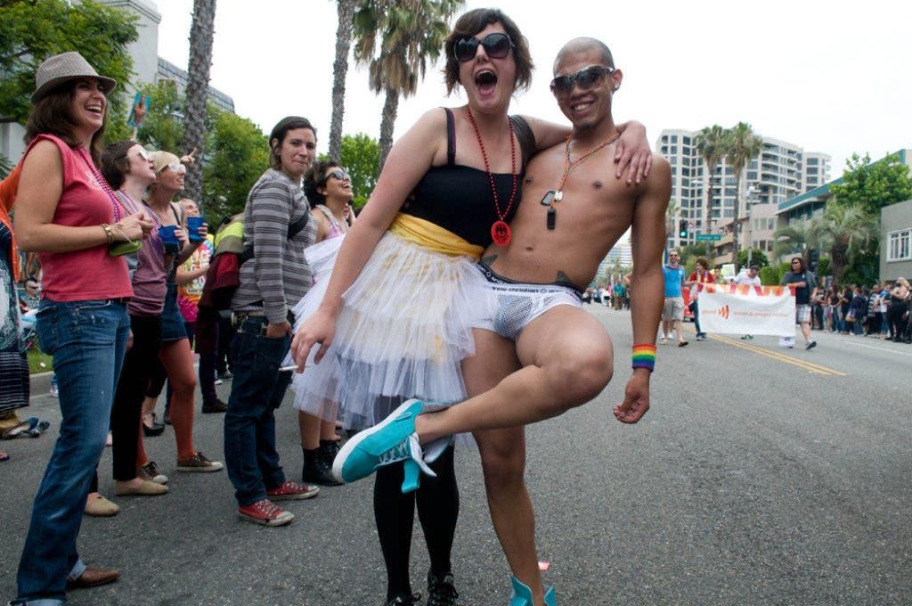 Long beach gay pride 2009