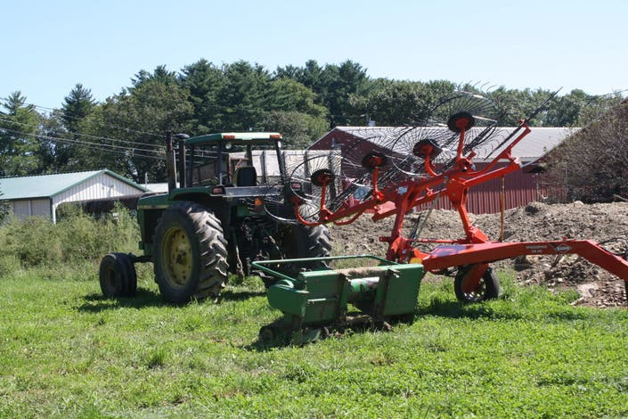 County Introduces Farm Equipment Rental Program Edgewater Md Patch
