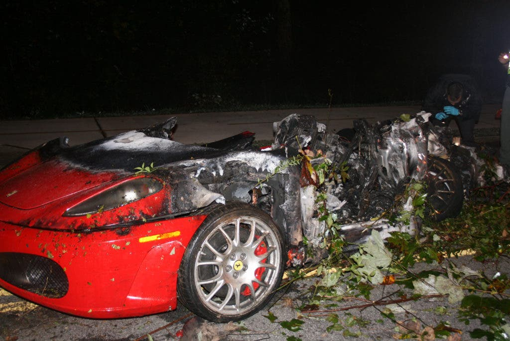 Ferrari Crash Victim Dies From Injuries Visitation Thursday Alpharetta Ga Patch
