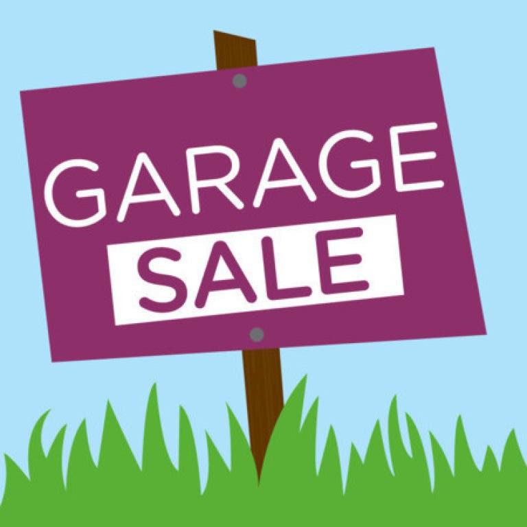 follow alpharetta laws for garage sale signs or risk a