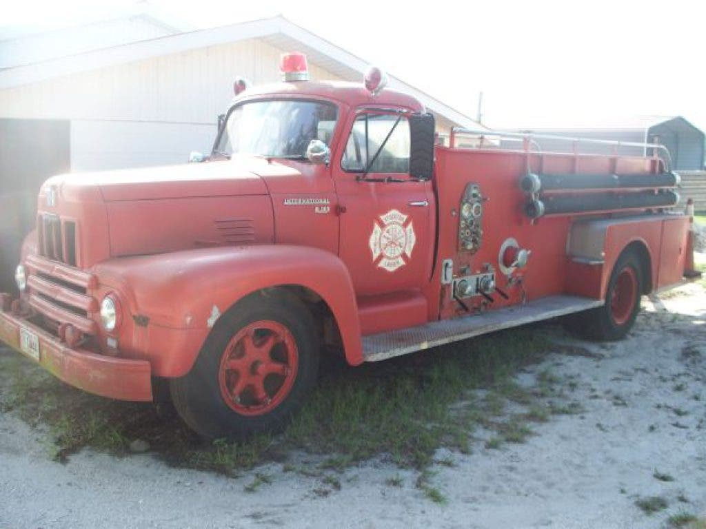 Collard Greens, Ducklings and Fire Truck For Sale Locally on