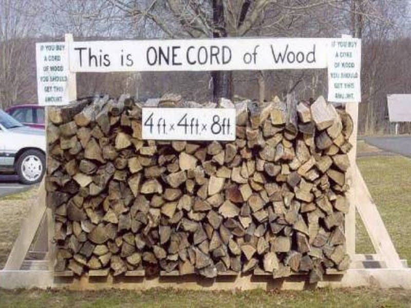 Don T Get Burned When Buying Firewood Doylestown Pa Patch