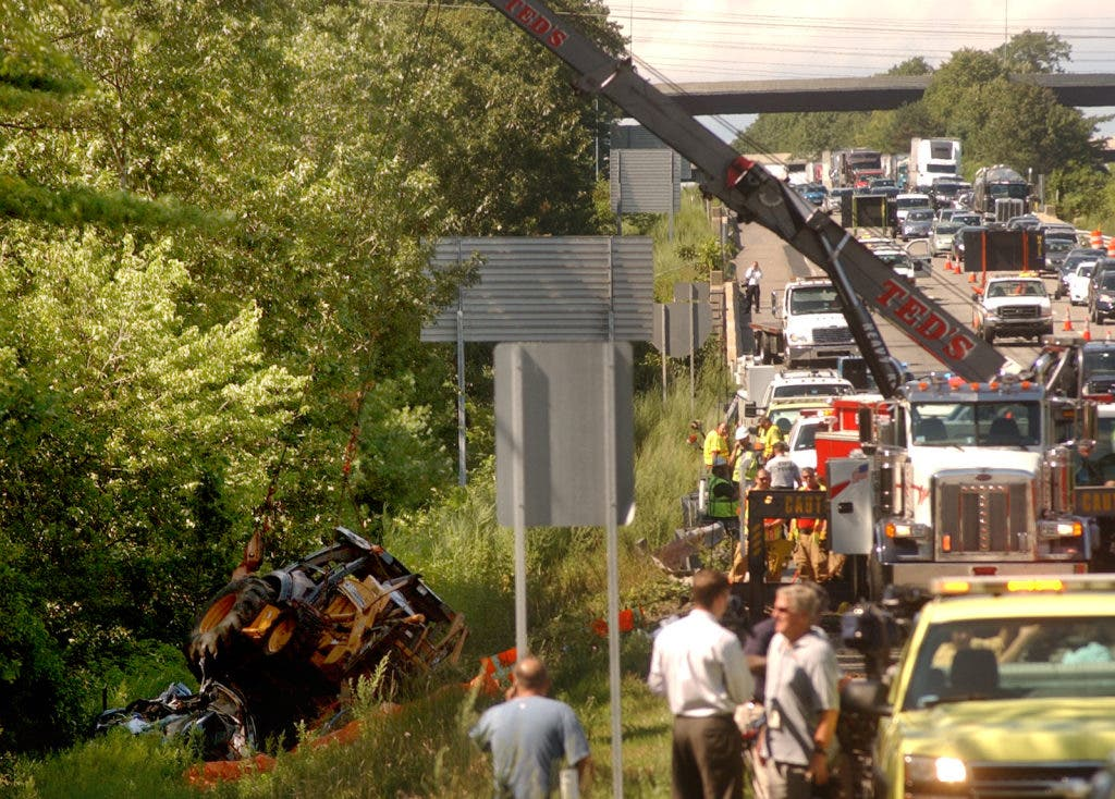 UPDATED: Westford Woman Killed in I-495 Crash | Marlborough, MA Patch