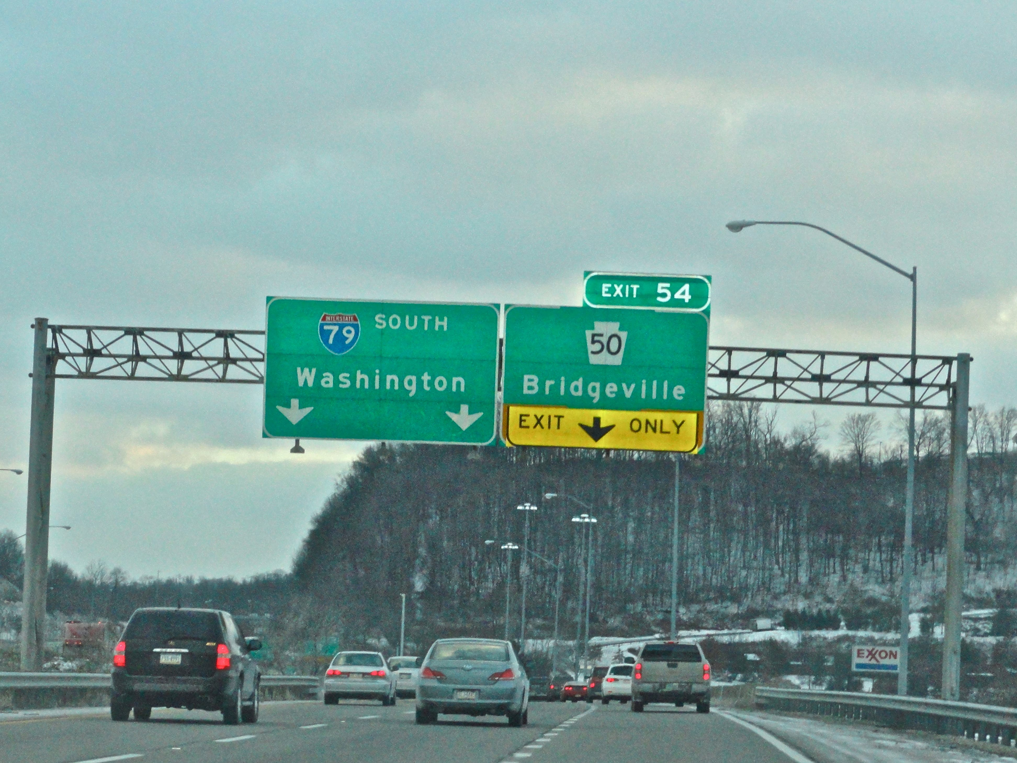 I-79 Traffic Stoppages Planned for Saturday Morning | Peters