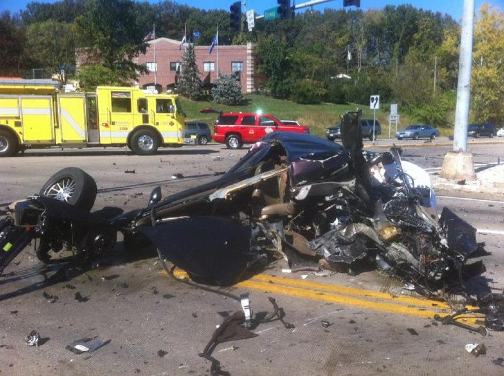 Fatality Is 49-Year-Old Man In One-Car Crash Saturday