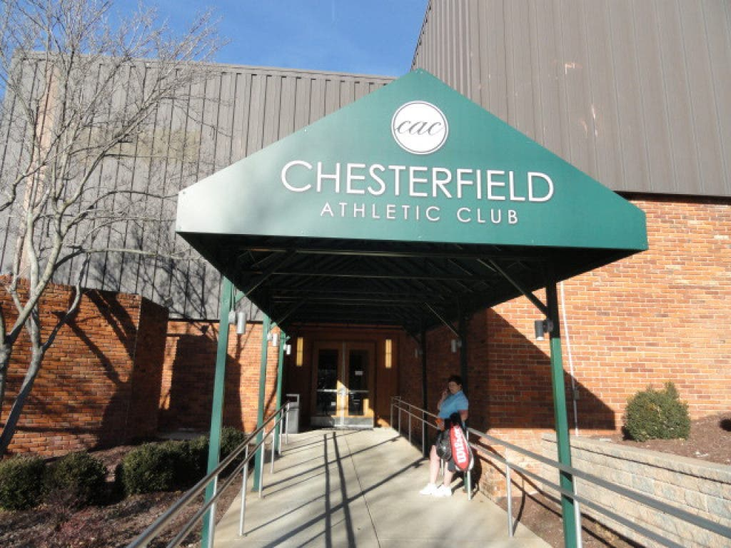 Toughest Sport In the World' Competes In Chesterfield This
