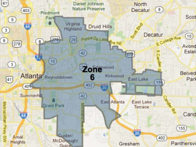 Apd S Zone 6 Commander On Crime East Atlanta Ga Patch