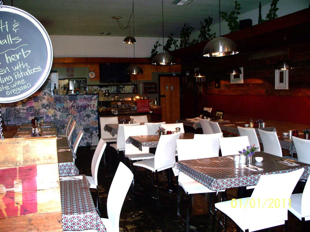 The Capri No Longer A Kitchen Nightmare Eagle Rock Ca Patch
