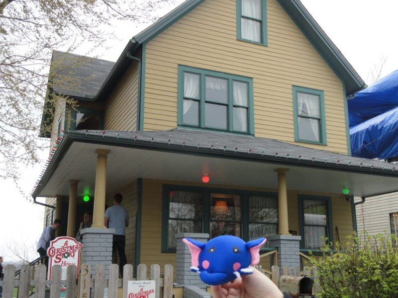 the christmas story house cleveland oh 0 - Christmas Story House Cleveland