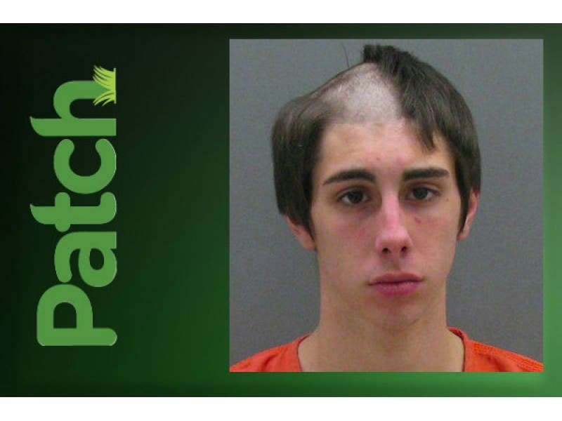 Worst Haircut Ever In Police Mug Shot Wyandotte Mi Patch