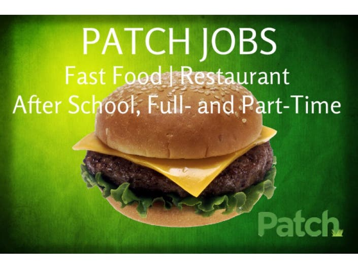 Fast Food After School Restaurant And Hospitality Jobs In