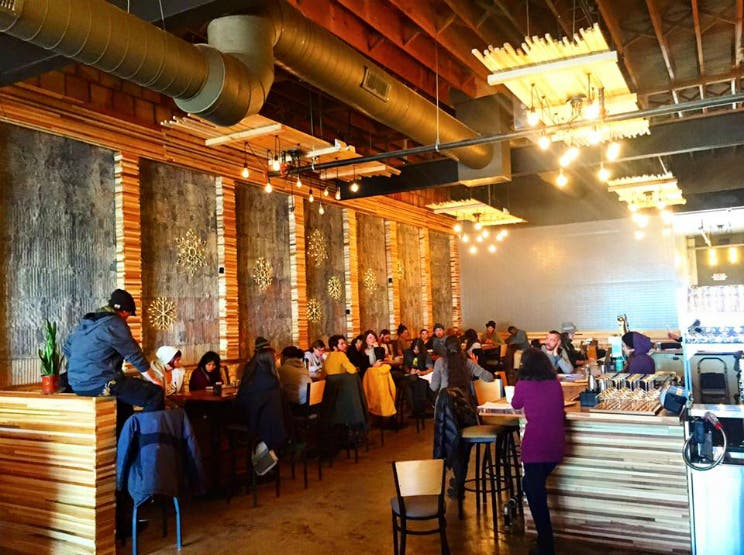 One Of Detroit S Hottest New Restaurants Is In Ferndale