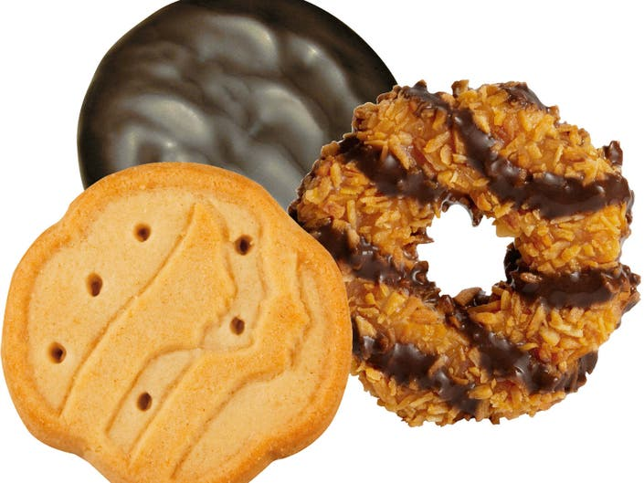 Girl Scout Cookie Sales Begin Find Booth In Plymouth