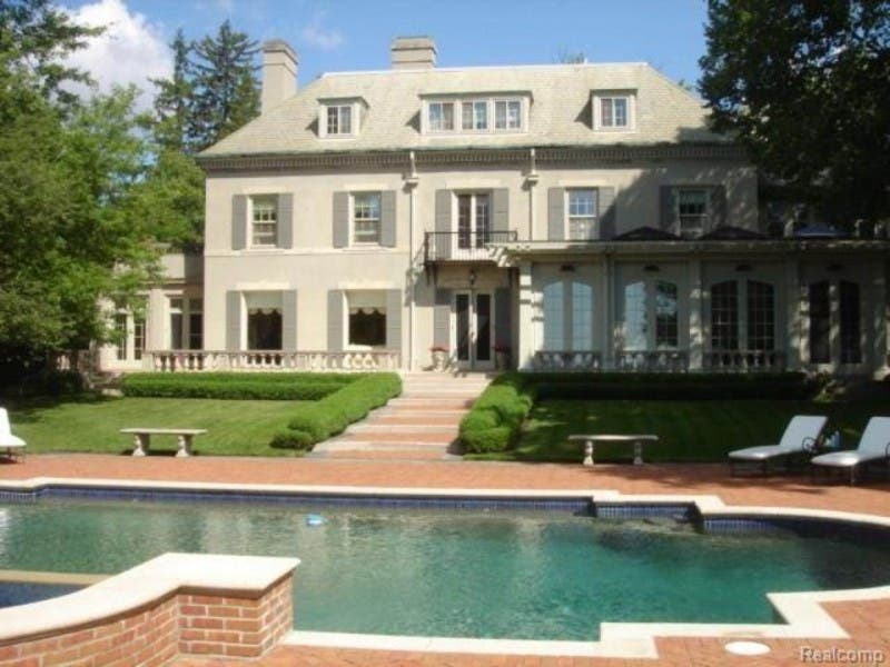 4 Luxury Houses That Put The U0027Wowu0027 In Michigan Real Estate