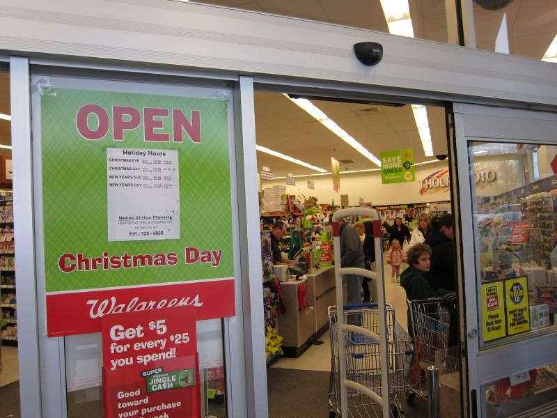 10 local places open on christmas day 0 - What Supermarkets Are Open On Christmas Day