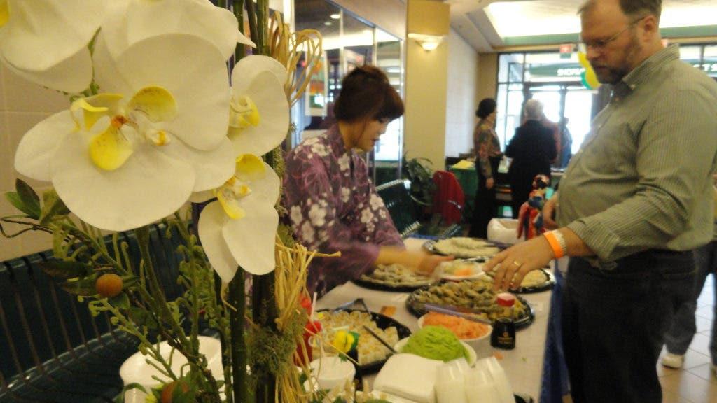 Superb Restaurant Review Matsutake Herndon Va Patch Beutiful Home Inspiration Semekurdistantinfo