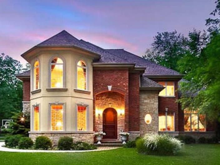 Dream House Drawing Picture