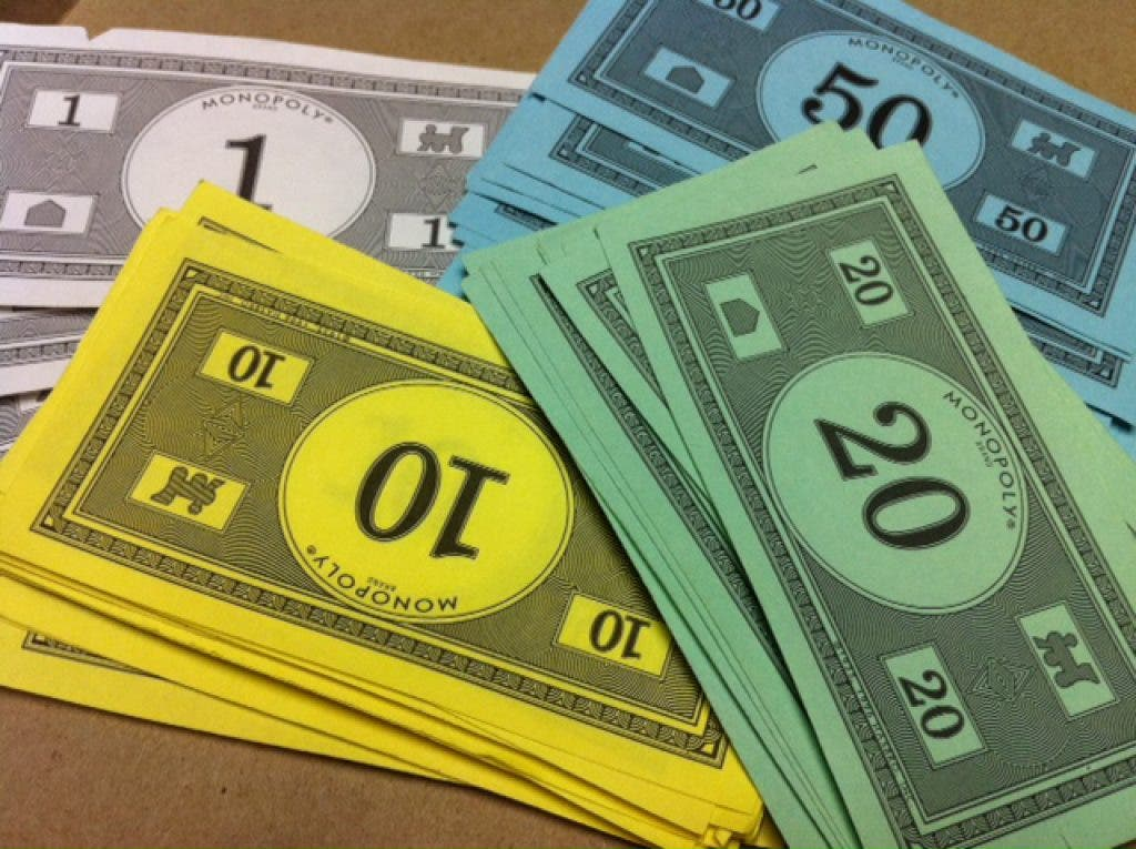 Area McDonald's Taking Monopoly Money Today   Waukesha, WI Patch