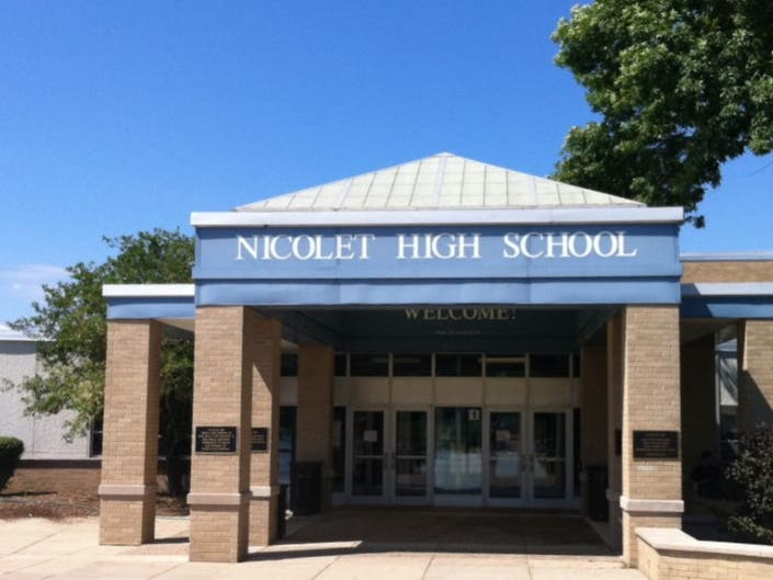 Nicolet, Elementary School Districts Closed Due to Snow