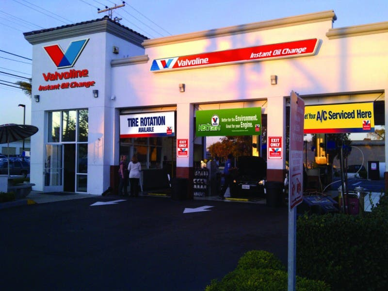 Ez Lube Is Now Valvoline Instant Oil Change Carlsbad Ca Patch
