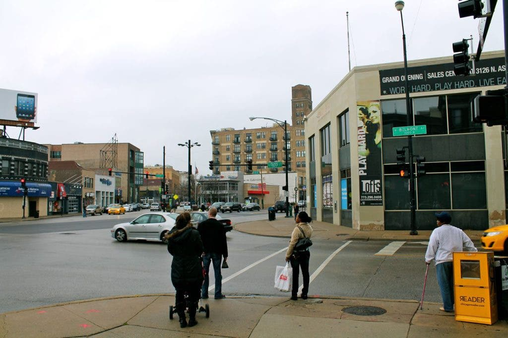 Update Target Buys Building At Lincoln And Belmont