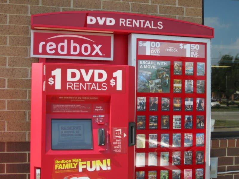 redbox competitors
