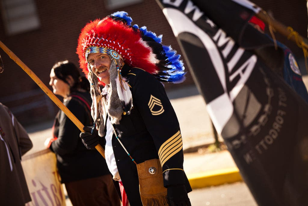 Native American Tribes Struggle for State Recognition