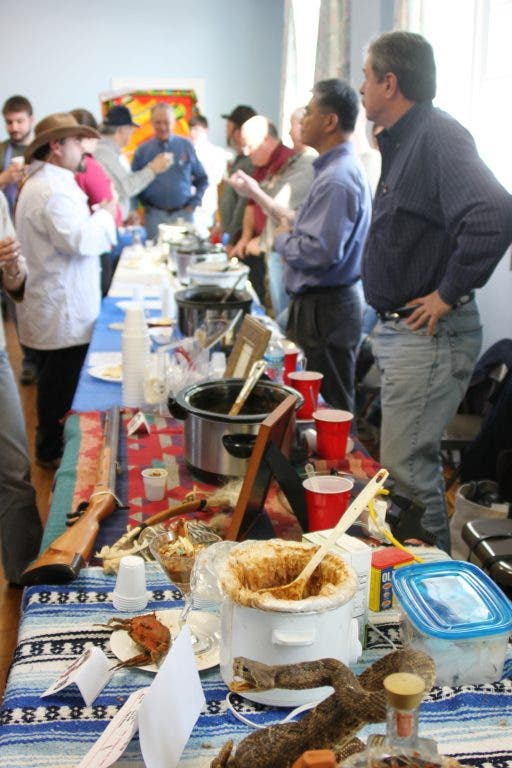 Freemason Lodges Host Chili Cook-Off to Benefit Schools   Owings