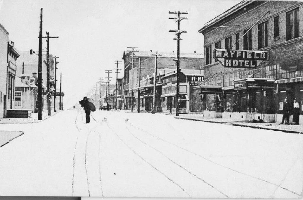 When Did It Last Snow In Suisun Suisun City Ca Patch