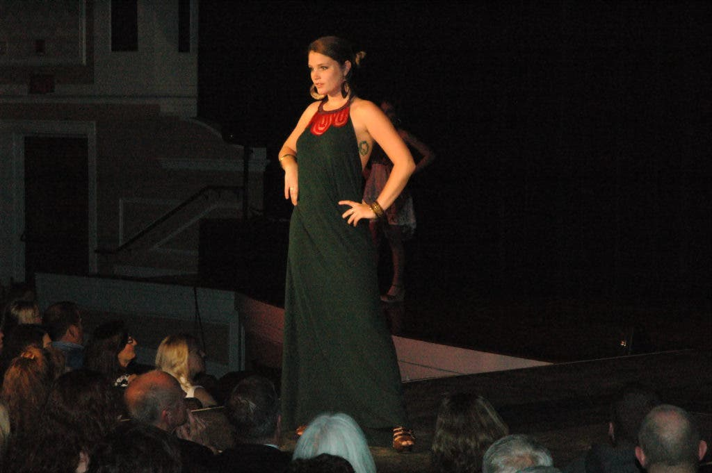 Uri Holds Annual Spring Fashion Show Narragansett Ri Patch