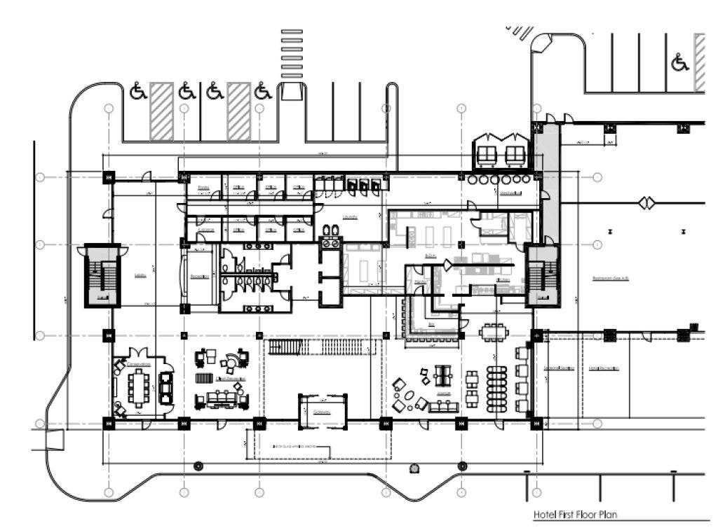 View Hotel Development Floor Plans and