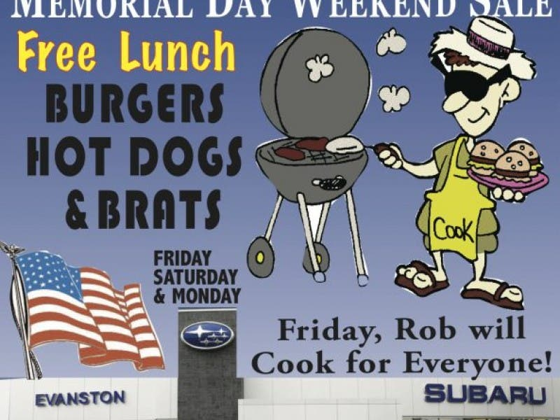 memorial day bbq sale