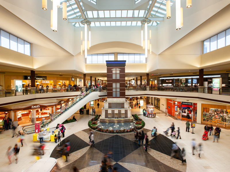 Oakbrook Mall Hours >> Thanksgiving And Black Friday Shopping Local Mall And Major