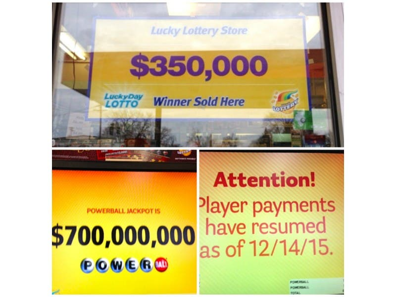 Southland's Lucky Lottery Stores: 11 Places to Buy Powerball