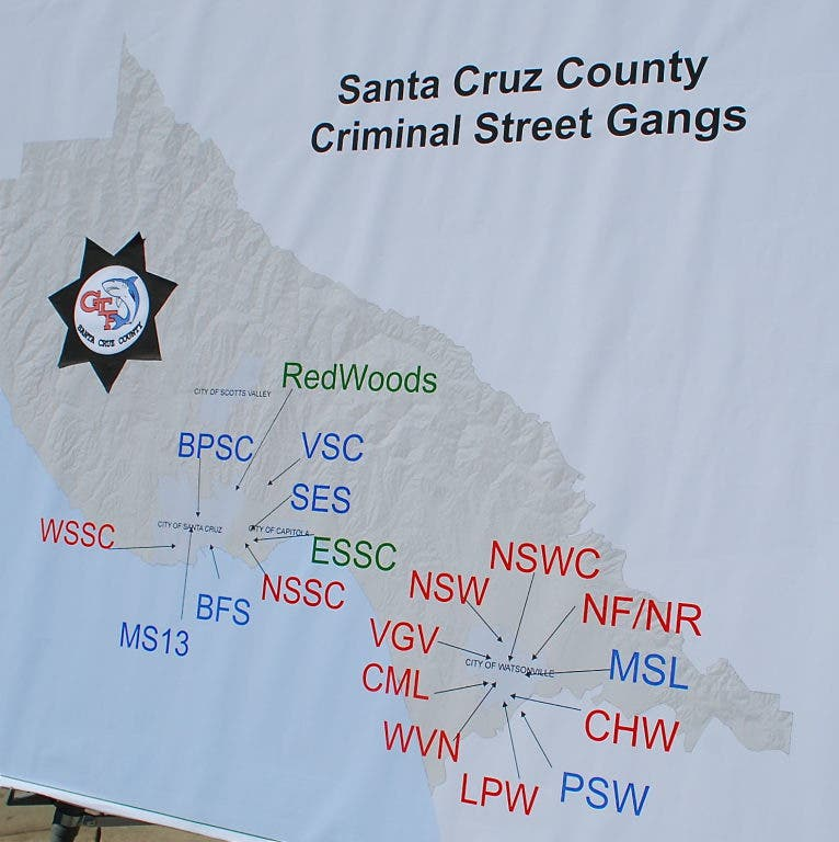 Gang Task Force Targets \'Poison\' | Watsonville, CA Patch