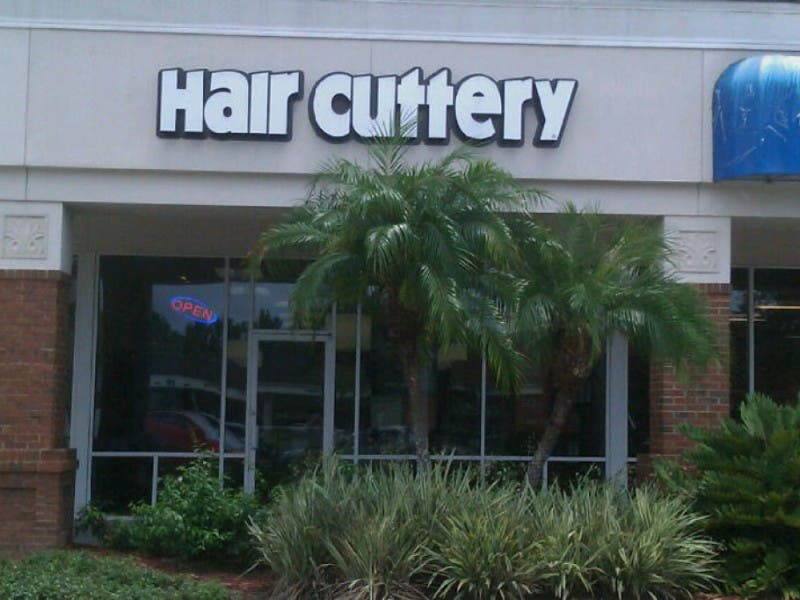 Hair Cuttery Gives Back One Haircut At A Time Westchase Fl Patch