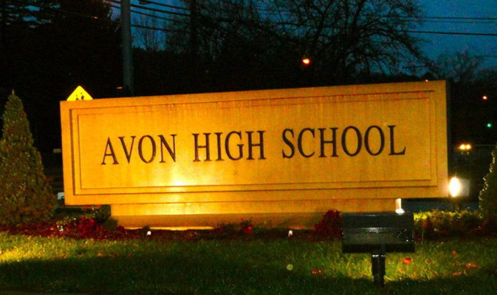 Police: Two Teens Arrested at Avon High School After Fight