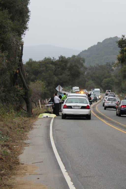 Update: Driver, 18, Arrested in Fatal Ortega Hwy  Crash