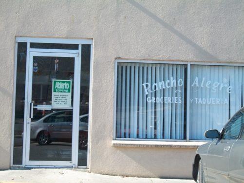 Inspections: Rancho Alegre Scores an A   Cartersville, GA Patch