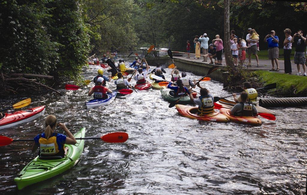 Clinton River Canoe Amp Kayak Proposes Launch At Budd Park